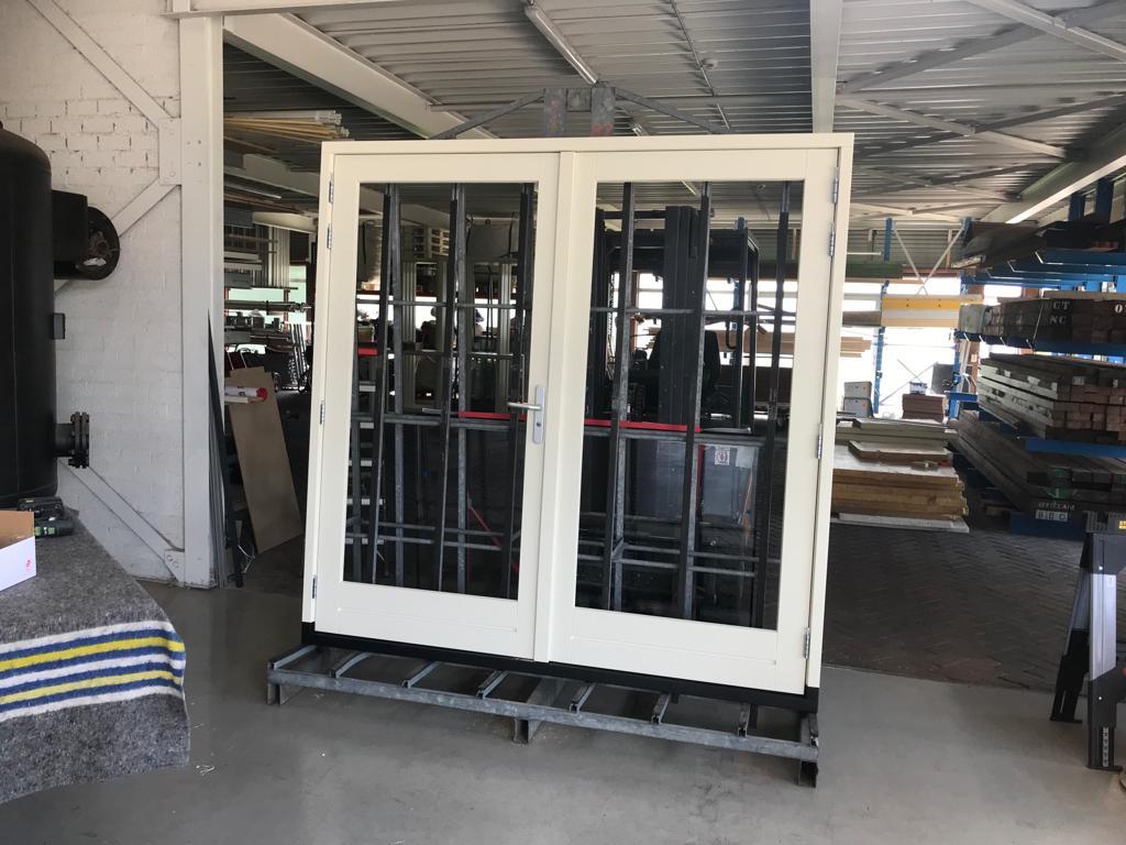 Kruishout houten deuren